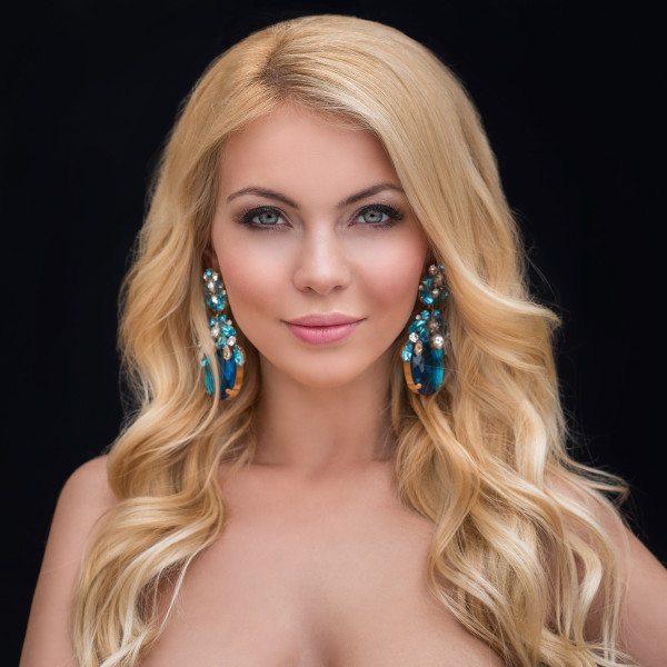 Monika Vaculíková Miss face