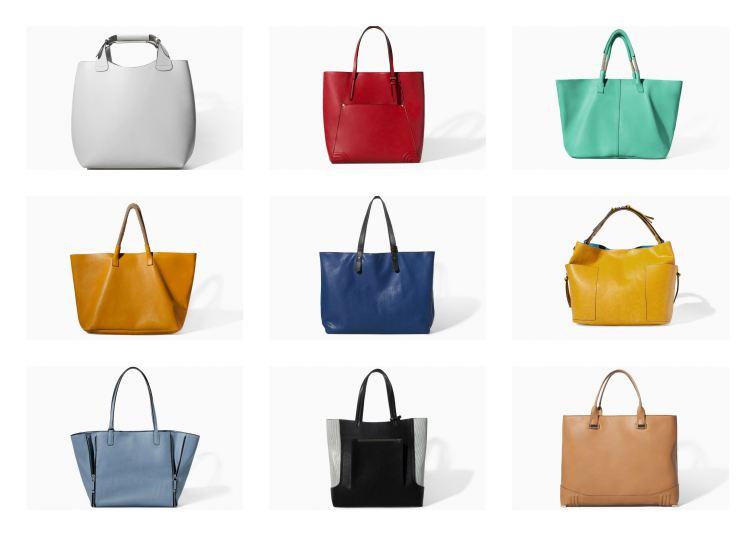 nakupní kabelky na nákup