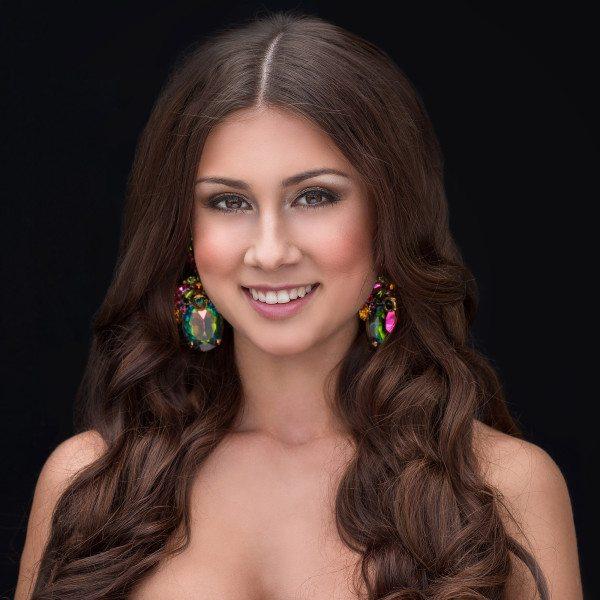 Natálie Myslíková Miss face