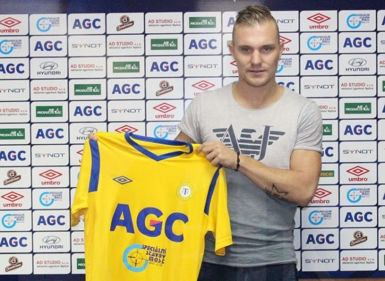 Jakub Hora FK Teplice