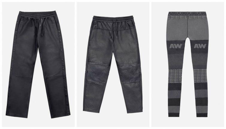 Sportovní kalhoty a legíny Alexander Wang H&M