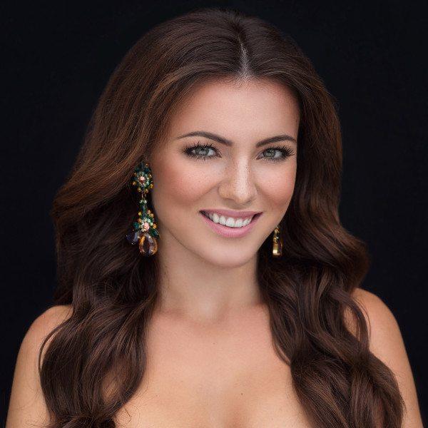 Veronika Thielováí Miss face