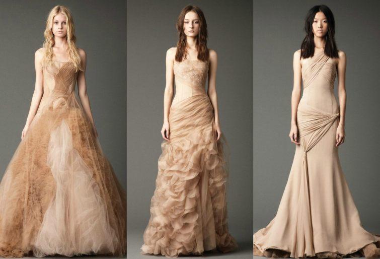 vera wang svatební šaty