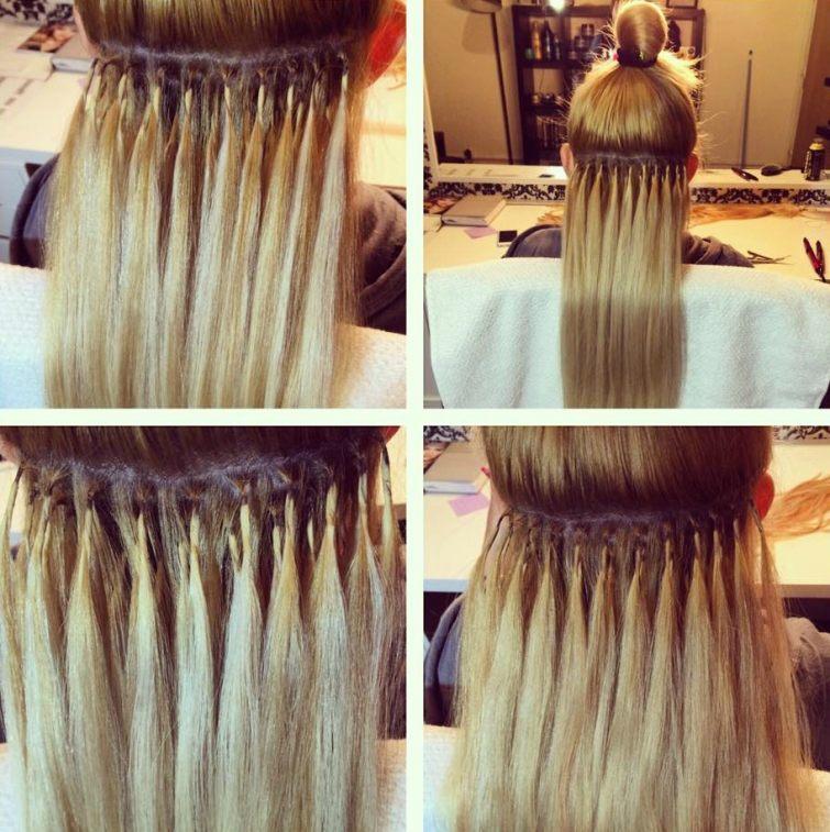keratin prodlužování vlasů