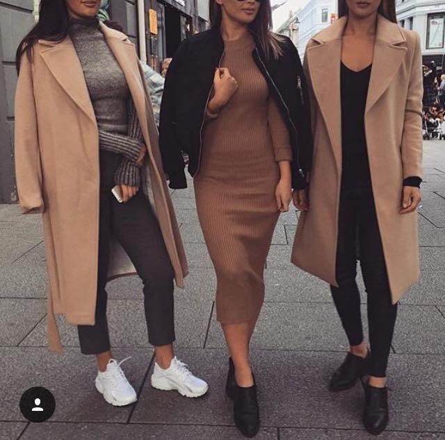elegantní odstíny módní trendy