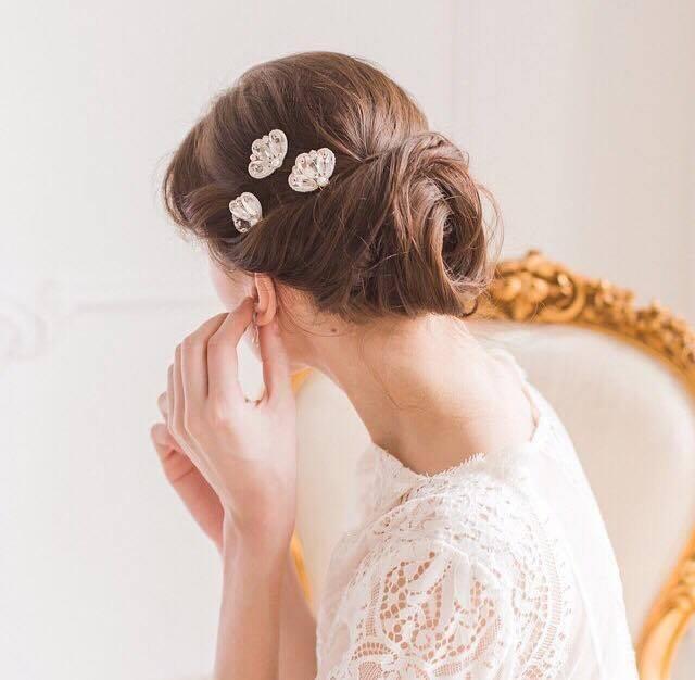 šperky do vlasů sponky