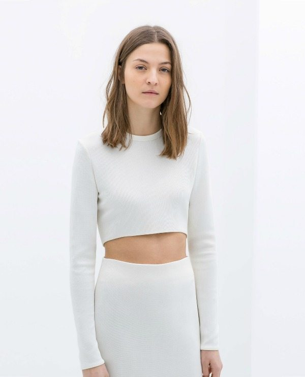 crop top outfit tipy