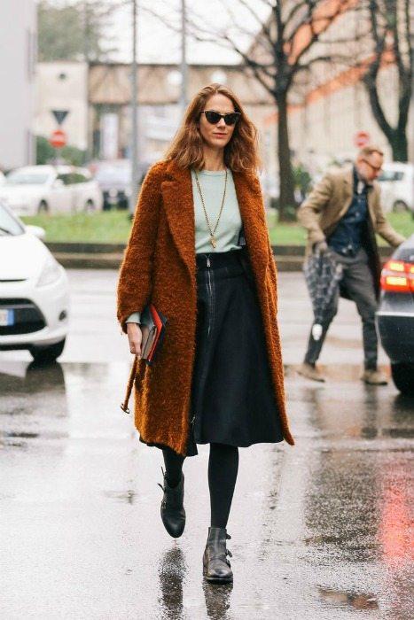 sukně i na zimu