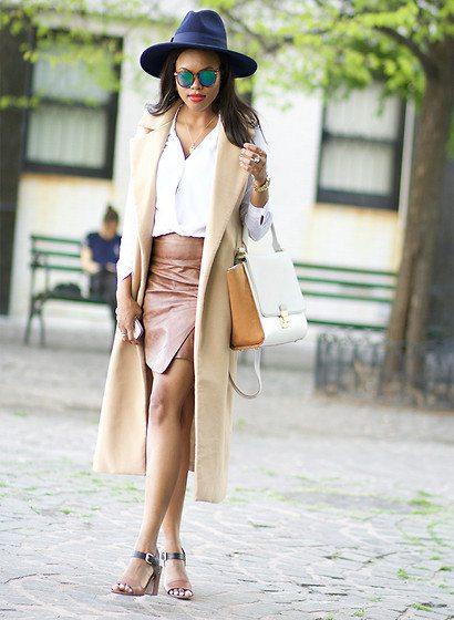 camel vesta trendy módní