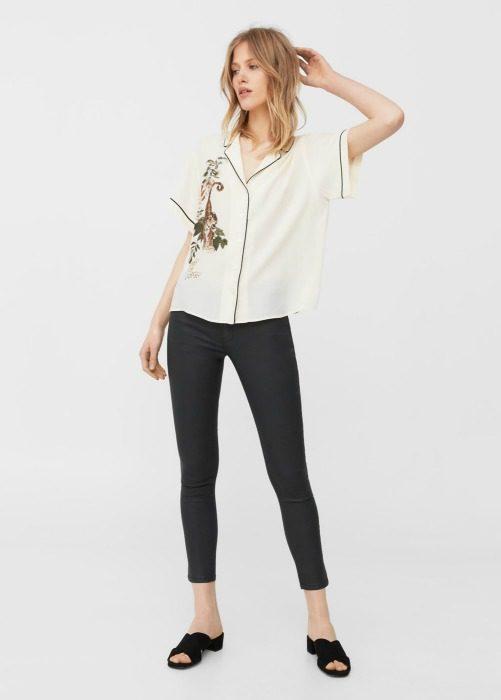 skinny džíny jak nosit