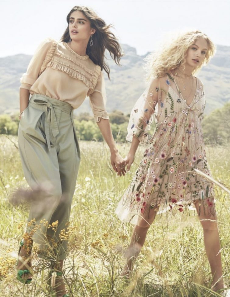 H&M jarní kolekce 2017