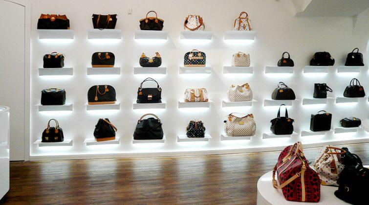 Luxury bags prodejna