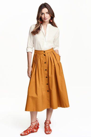 sukně retro