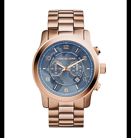 stylové hodinky Michael Kors