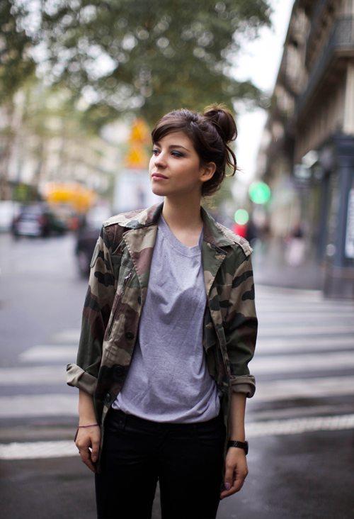 army styl bunda