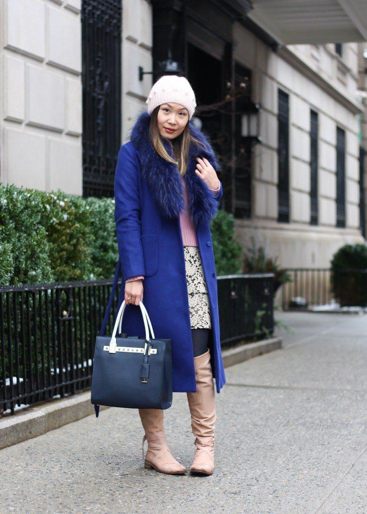 vrstvení oblečení jak v zimě