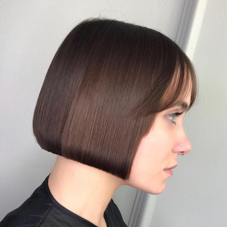 mikádo účesy dámské krátké vlasy