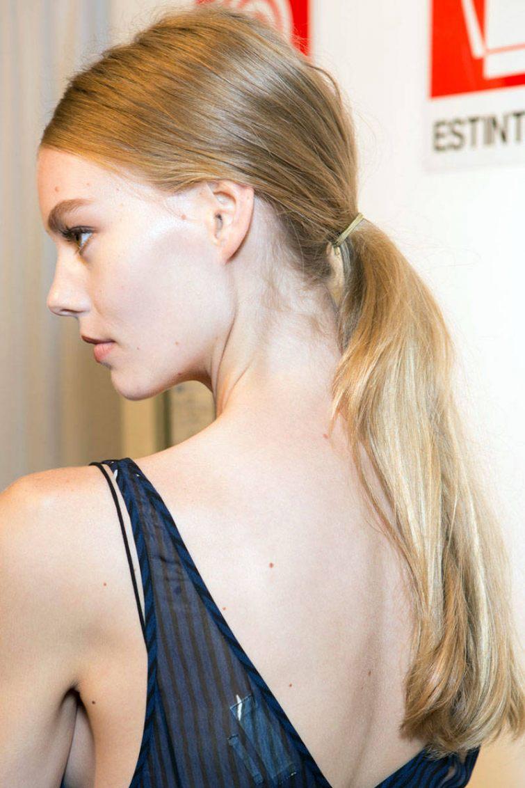 účesy 2015 Gucci