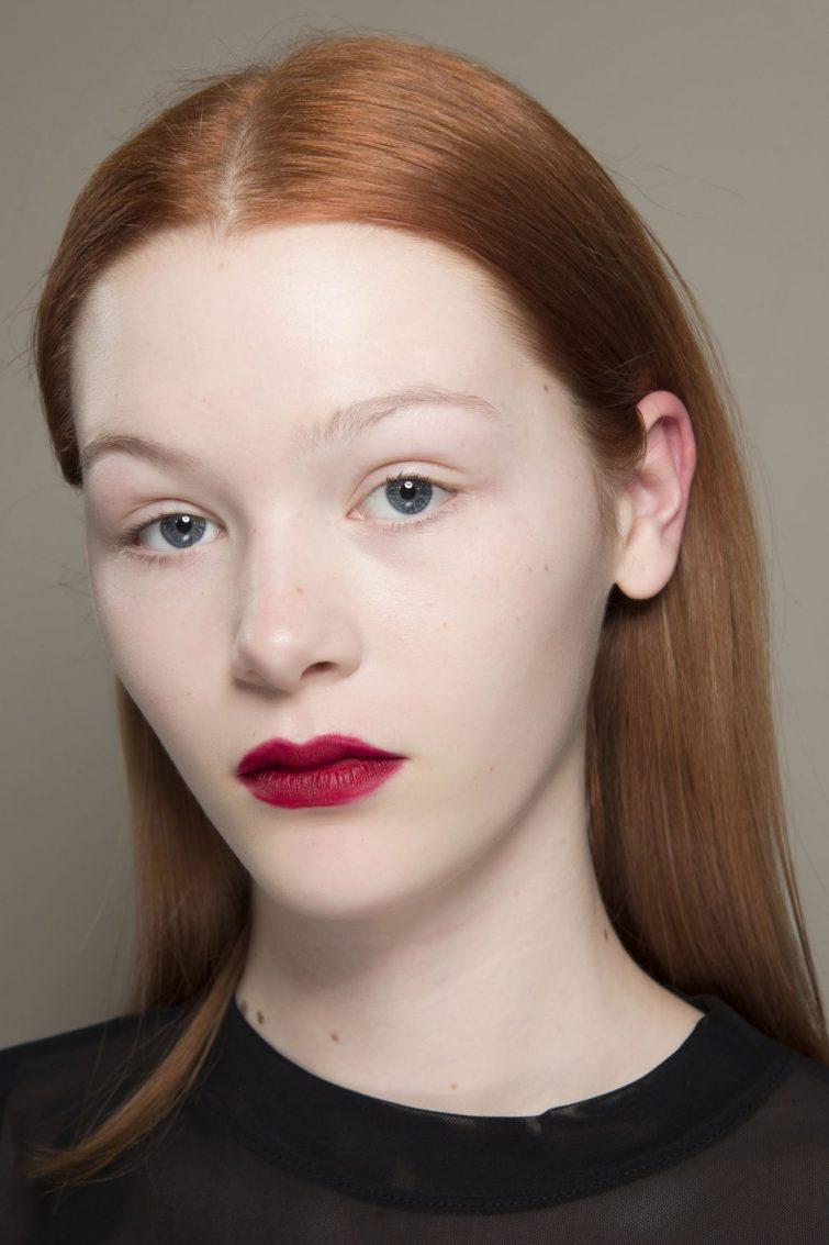 měděná barva vlasů odstíny
