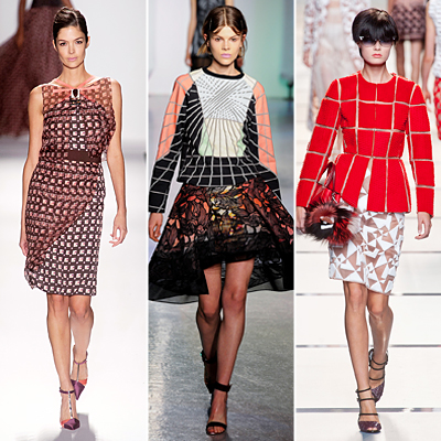dámská móda jaro léto 2014