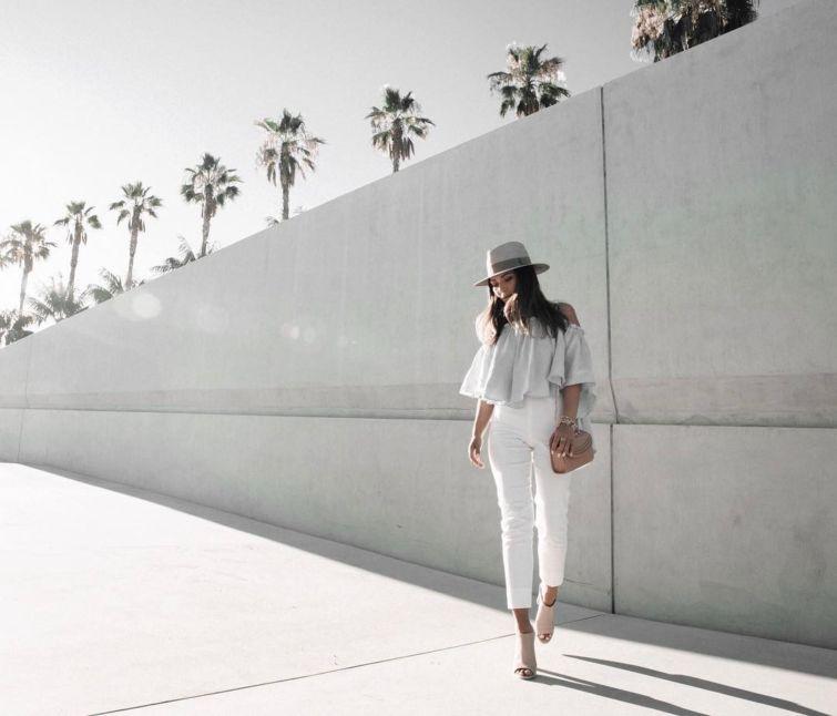 jarní ležérní outfit pro ženy