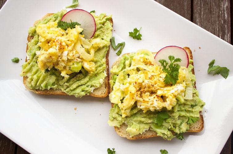 zdravá snídaně recepty bez laktózy
